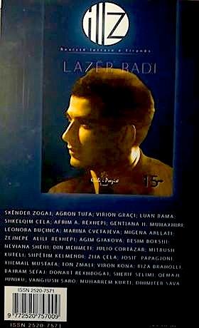 """Revista Kulturore """"ILLZ- 15"""" kushtuar Lazër Radit"""