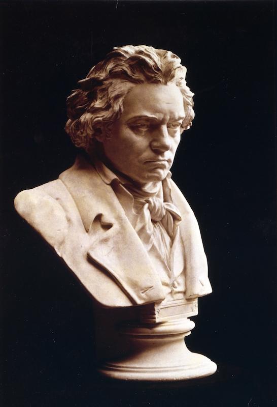 Busti iLudwig van Beethoven (1770-1827)