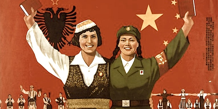 Revolucioni Kulturor Kinez - jehon në Shqipëri