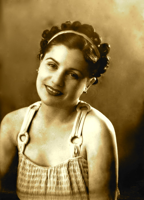 Sopranoja Tefta Tashko (1910-1947)