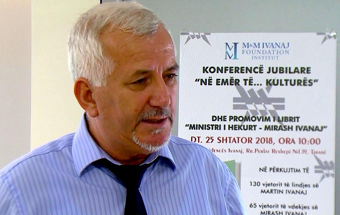 """Konferenca: """"Në emër të... kulturës"""" - 25 shtator 2018"""