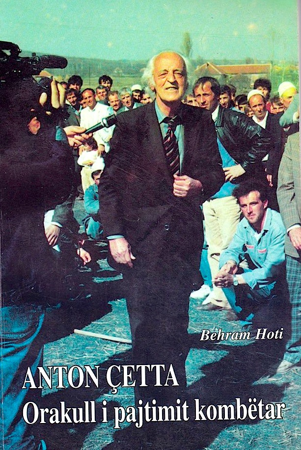Anton Çetta - Orakull i Pajtimit Kombtar