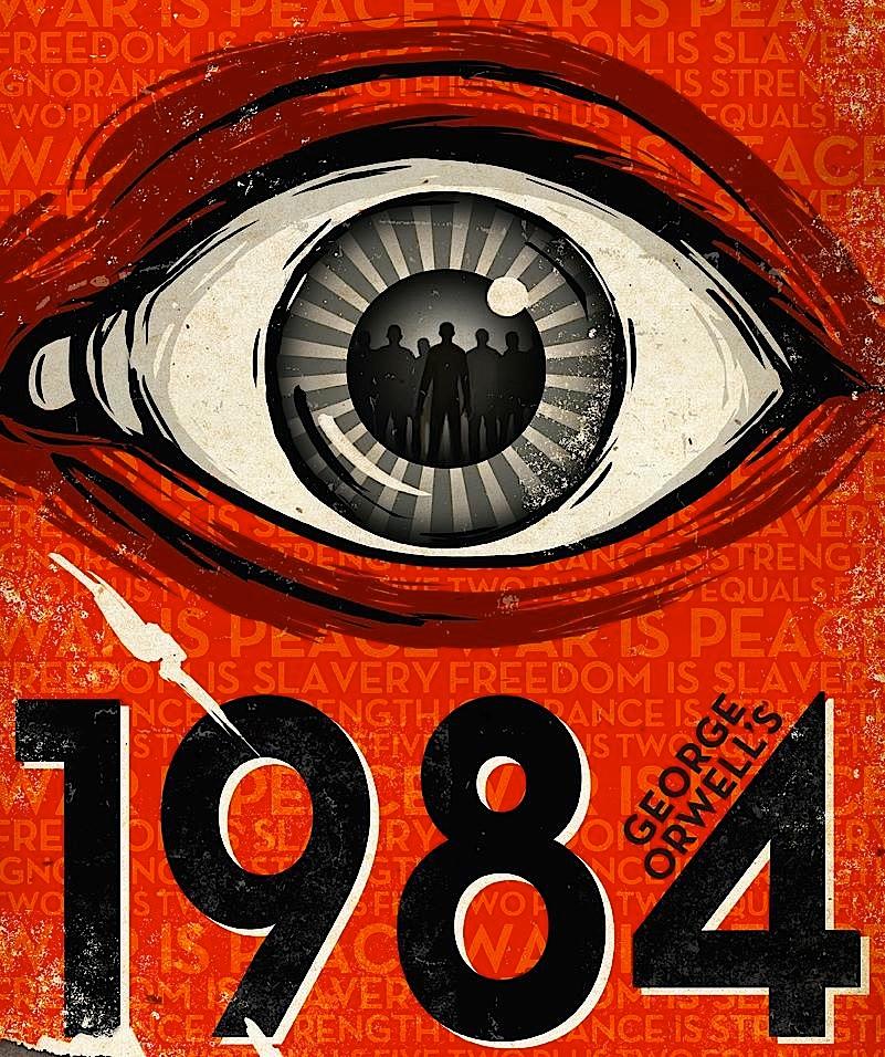 George Orwell - 1984 - Roman