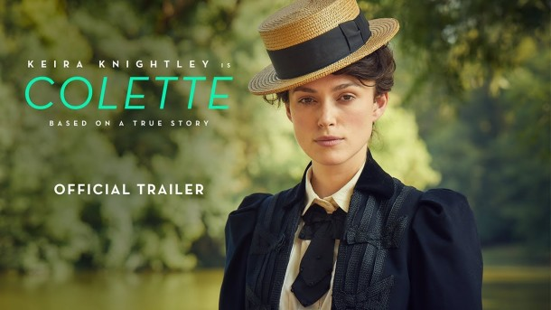 """Filmi """"Colette"""" - 2018"""