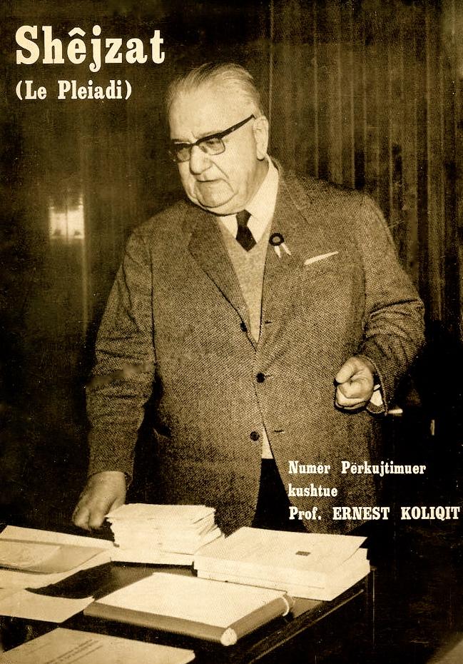 Ernest Koliqi (1903-1975) - Shejzat