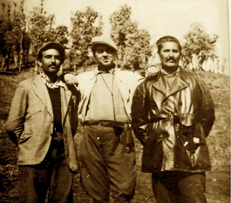Tarasi midis Dushan Mugoshes dhe Miladin Popoviç