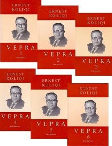 Ernest Koliqi - Vepra 1-6