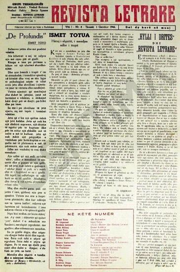 Revista Letrare (1944)