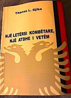 """Thanas Gjika - """"Një Letërsi Kombëtare"""""""