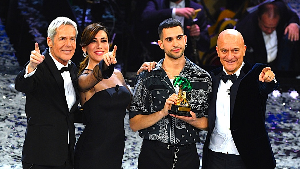 Sanremo 2019 - Prezantues dhe Fitues