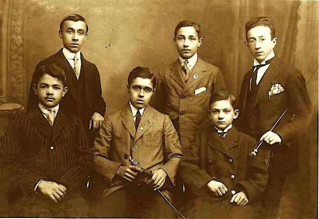 Studentë shqiptarë në Austri - 1918