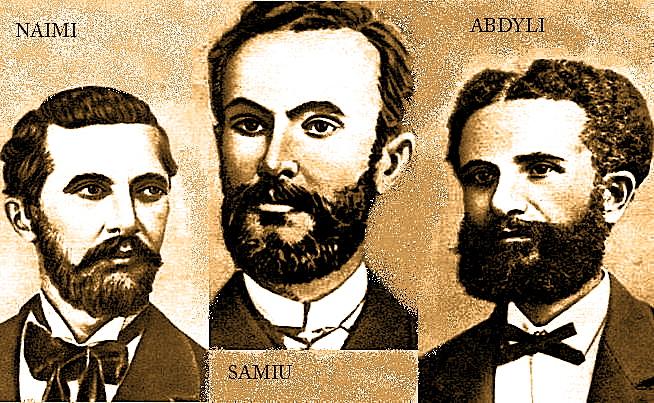 Vëllezërit Frashëri (Naimi - Samiu - Abdyli)