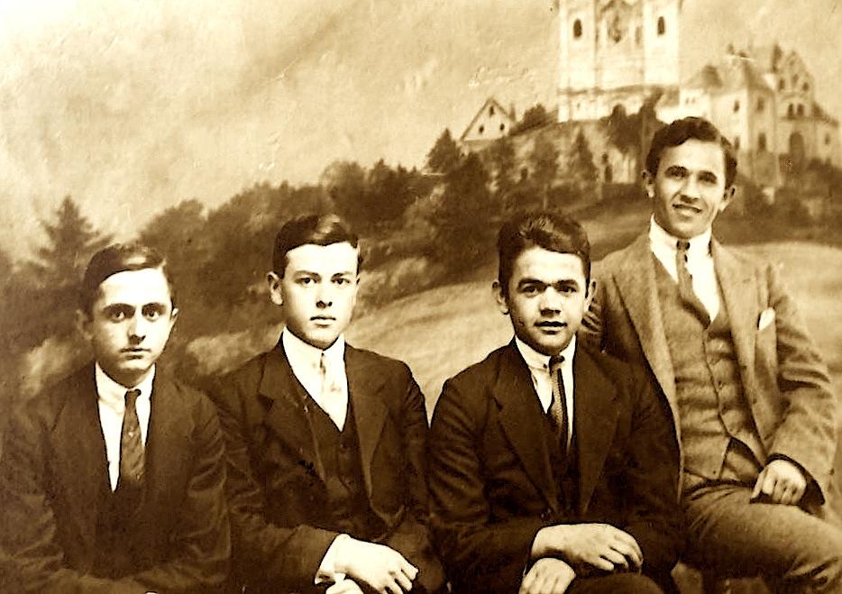 Cabej - Haxhiademi - Studentë në Austri