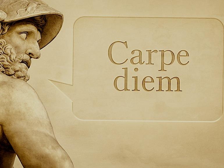 Carpe Diem - Jetoje Diten!