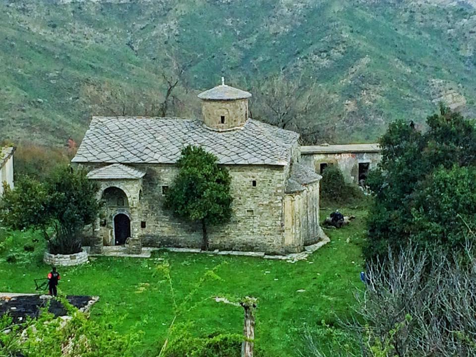 Manastiri i Cepos sot