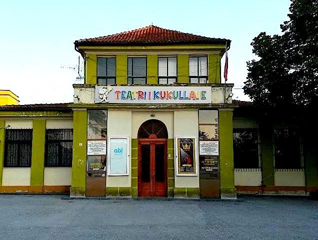 Parlamenti i Parë Shqiptar - sot Teatri i Kukllave