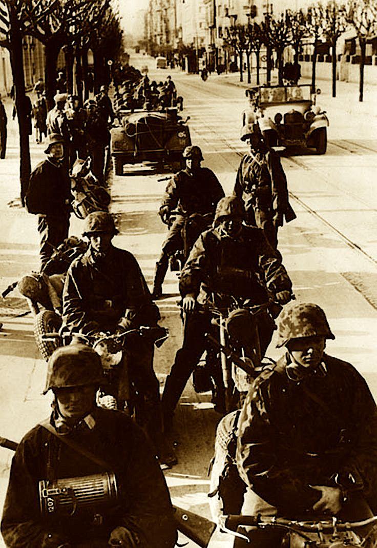 12 Prill 1941 - Pushtimi i Beogradit nga Gjermania