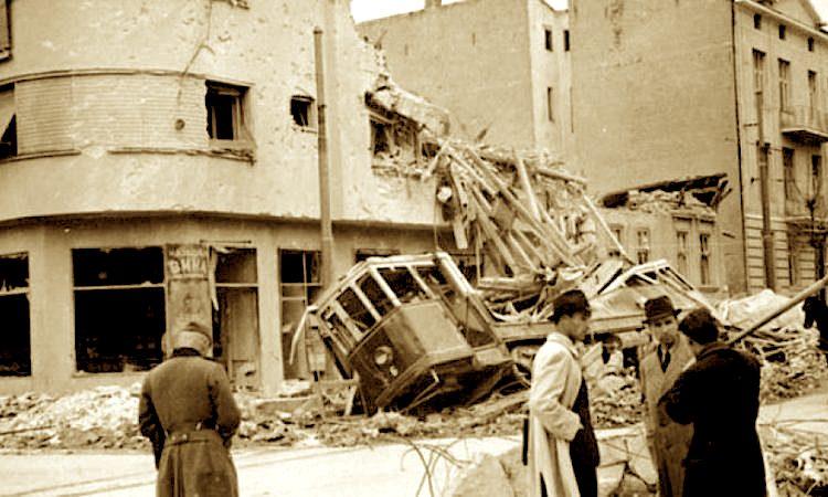 Beograd, prill 1941