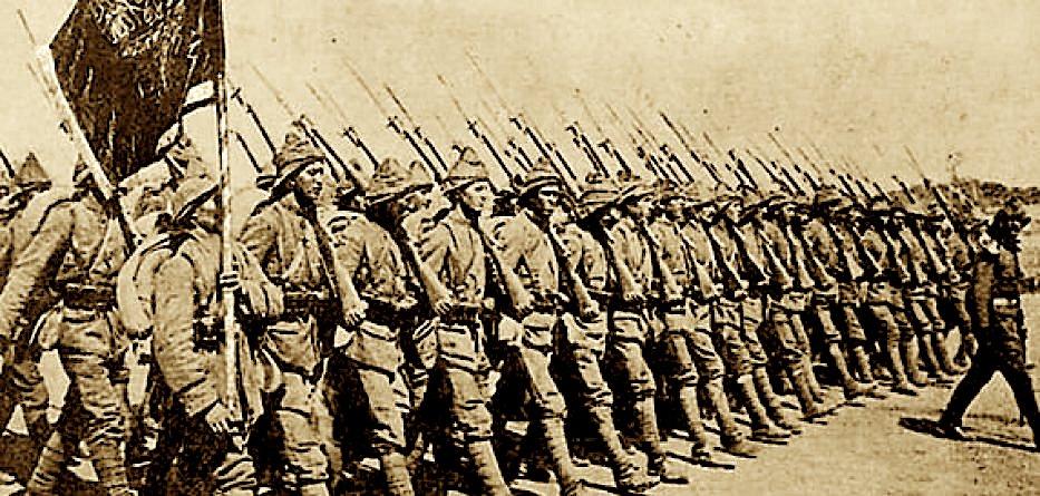 Beteja Çanakalas 1915-1916