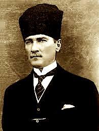 Mustafa Qemal Atataurku (1881-1938)