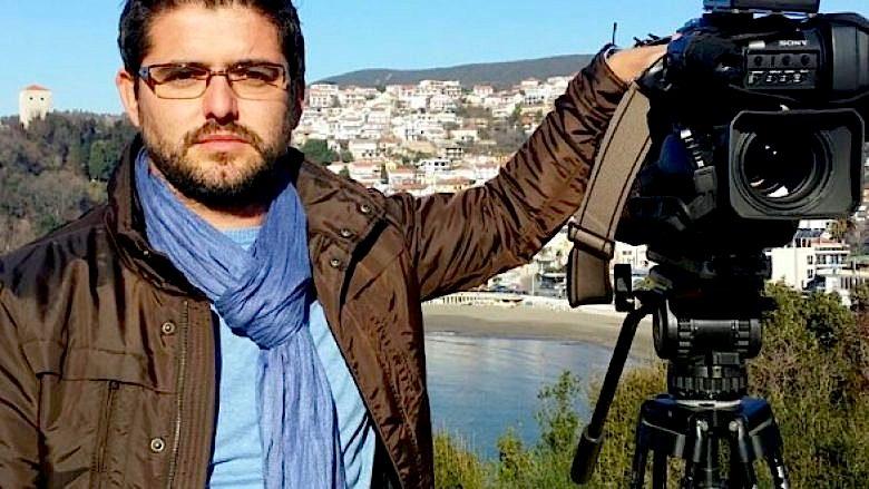 Gazetari Marin Mema