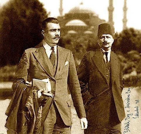 Vëllezërit Hajredin e Bektash Cakrani