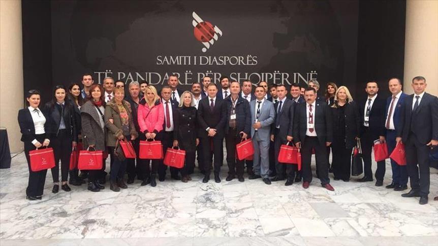 Foto grupi - Samiti i Dytë i Diaspores (mars 2019)