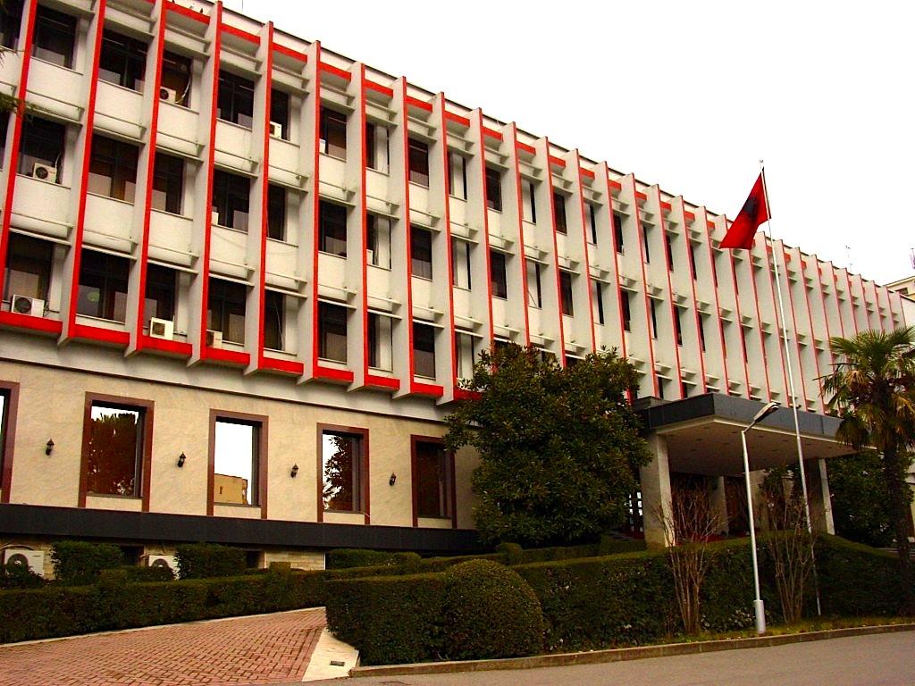 Ministria e Jashtëme e Shqipërisë