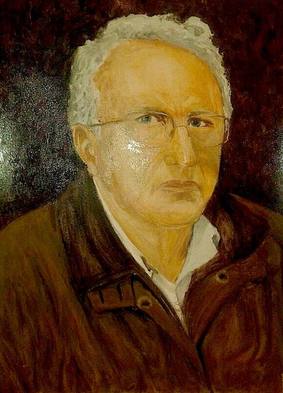 Gezim Lumi - Autoportret