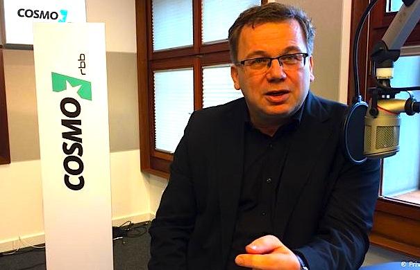 Dr. Jörg Lüer, Geschäftsführer von Justitia et Pax
