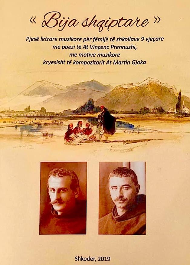 """""""Bija Shqiptare"""" - Teksti Vinçenc Prennushi, muzika Martin Gjoka"""