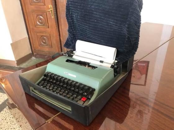 Makina e shkrimit e Zef Zorbes