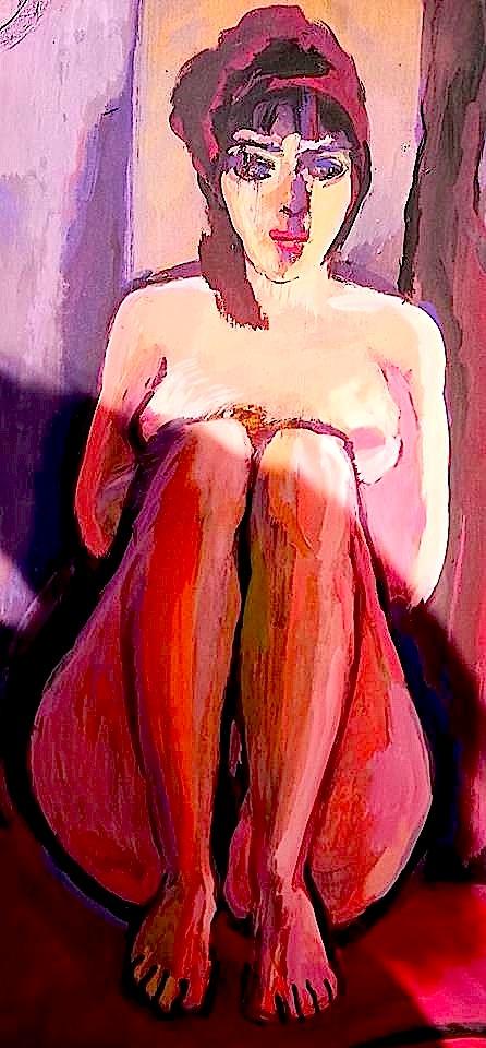 Lin Delija (Maria Magdalena) - koleksion privat