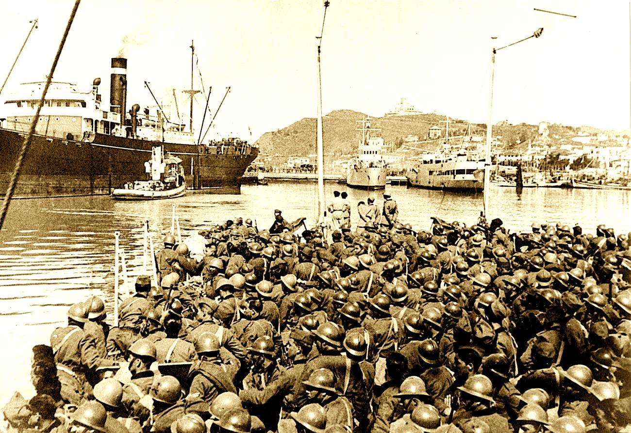 Durres, 7 prill 1939