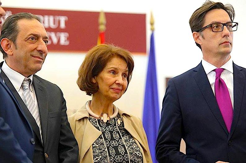 Presidencialet Maqedonia e Veriut - 21 Prill 2019