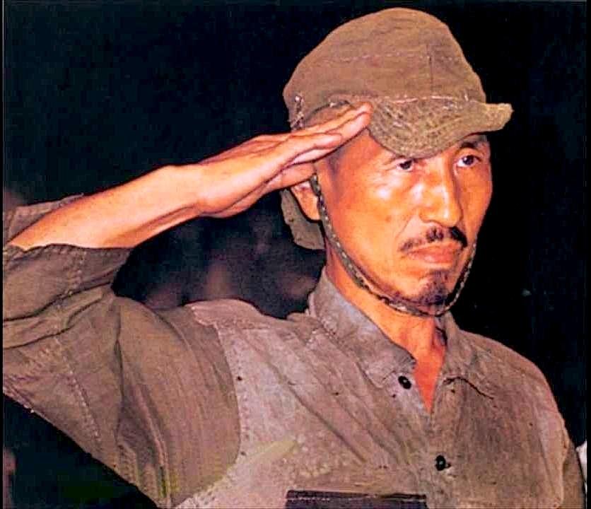 Hiro Onoda - 30 vitë në luftë