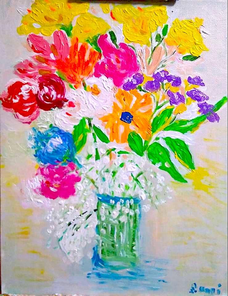 Nji vazo lulesh - Sami Milloshi