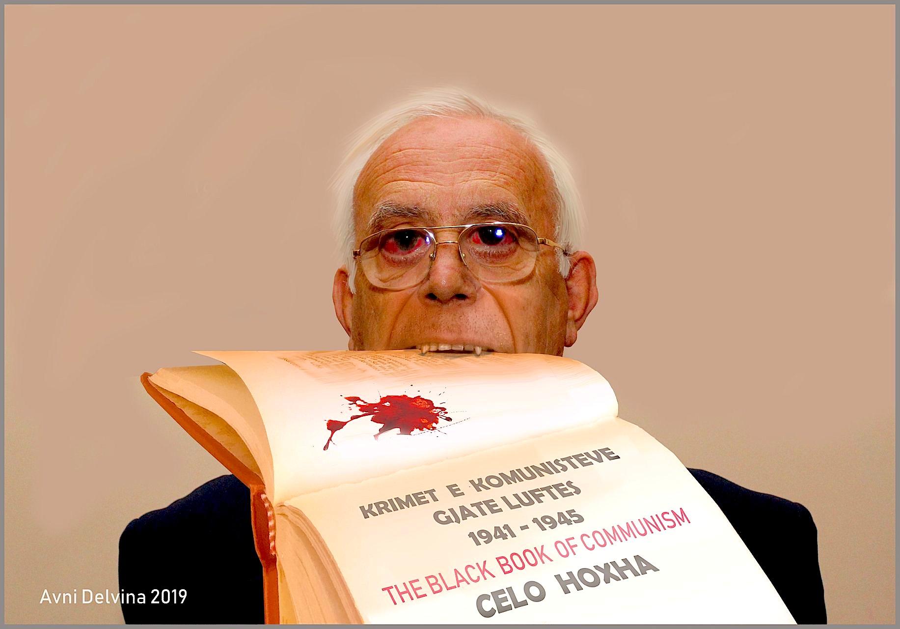"""Avni Delvina - Reagim ndaj """"Krimet e komunistëve gjatë luftës"""""""