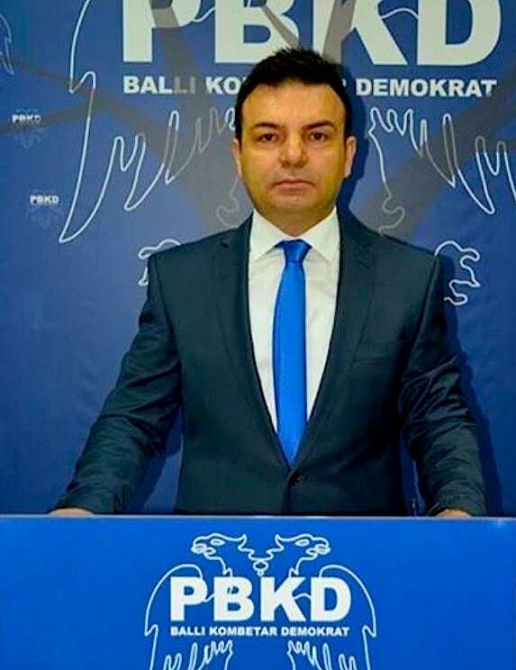 Kryetari i PBDK - Artur Roshi