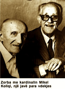 Zef Zorba dhe Mikel Koliqi