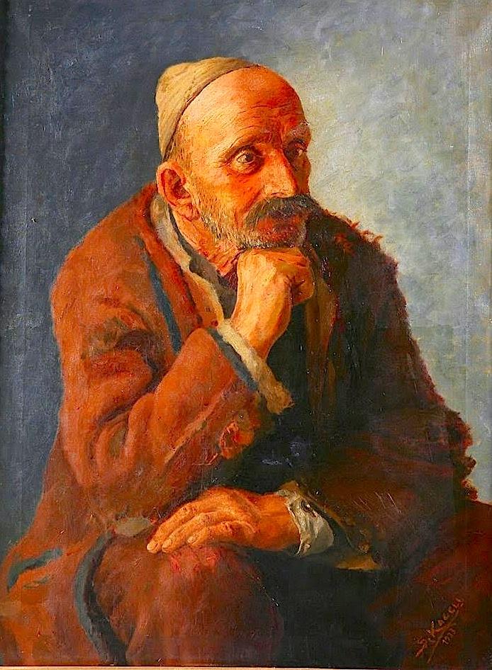 Sadik Kaceli - Portret Myzeqari