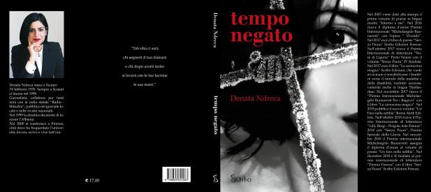 Denata Ndreca - Tempo Negato - Poesia