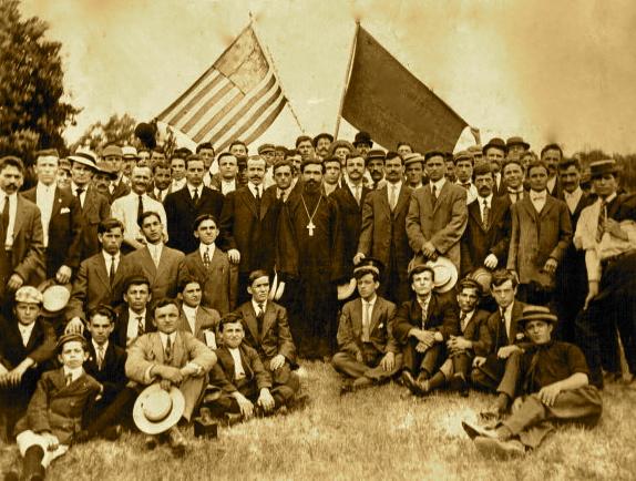 Fan Noli mes shqiptarëve të Amerikës
