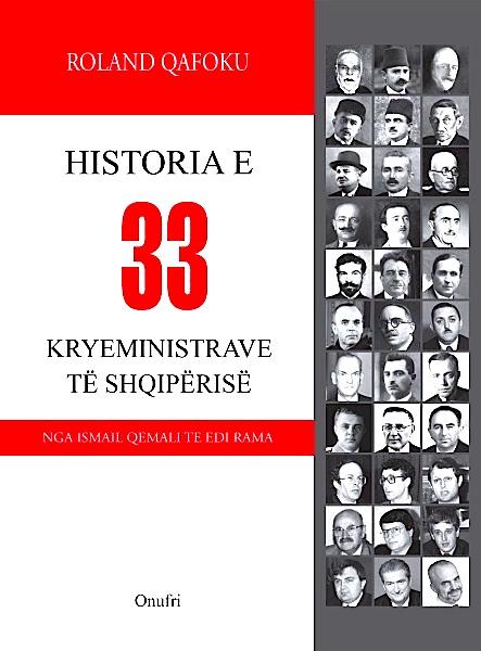 33 Kryeministrat e Shqipërisë