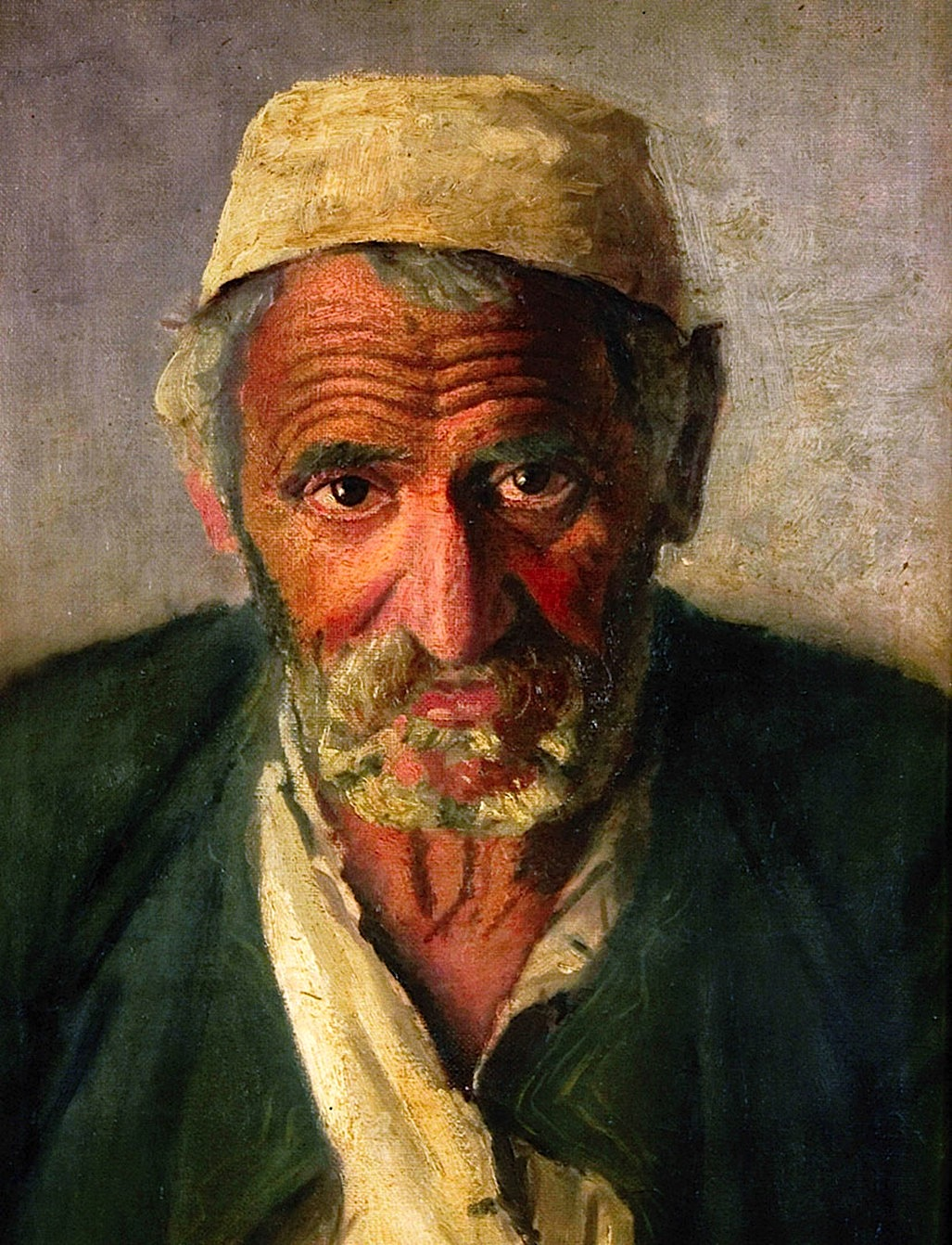 Sadik Kaceli - Portret Malësori