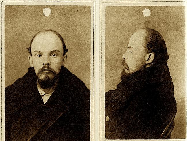 Vladimir Iliç Ujljanov (Lenin)- 1895