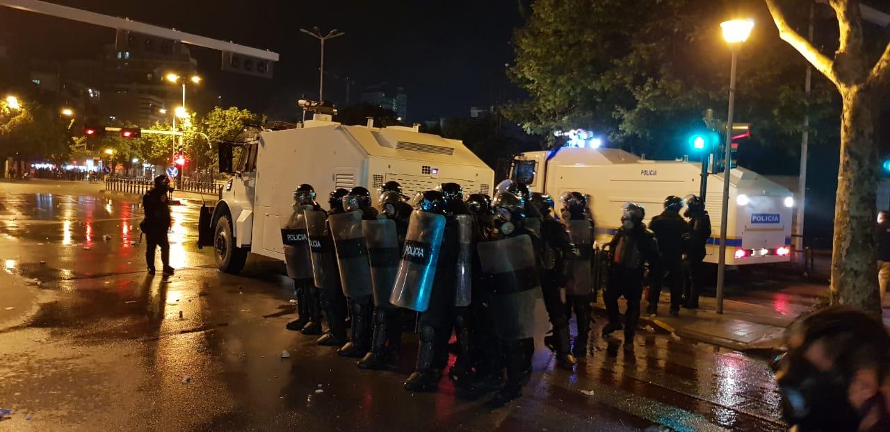 11 maj 2019 - Protesta e Opozites