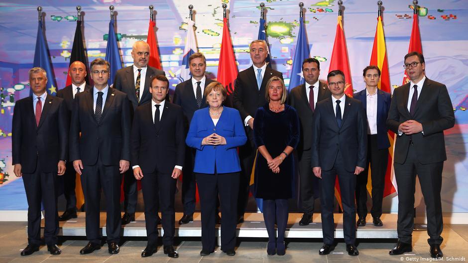 Samiti i Berlinit, Prill 2019