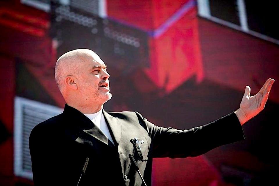 Edi Rama - Kryeministri i Shqiperise