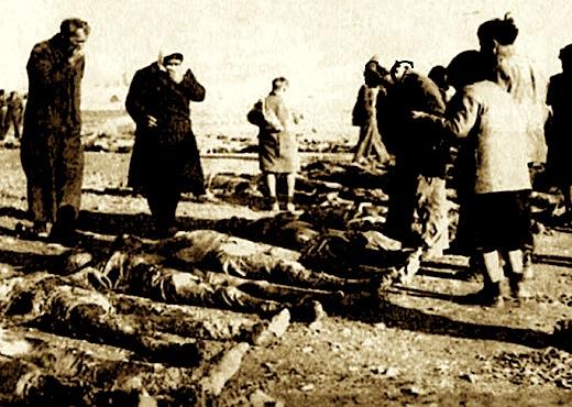 Genocidi mbi çamet gjatë Luftës së Dytë Botërore